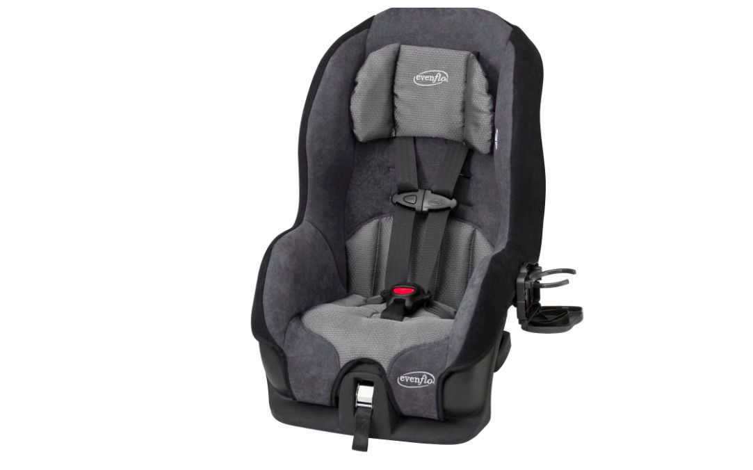 9f720fd33fed5 Best Budget  Evenflo® Tribute LX Convertible Car Seat. Target