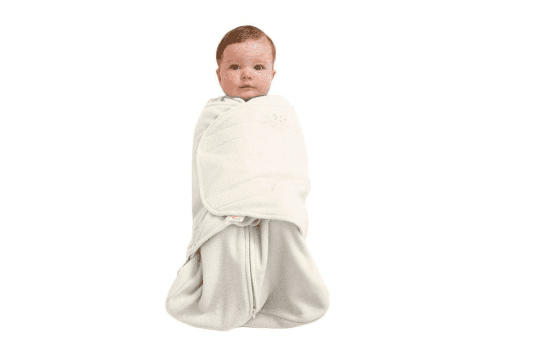 how to use a baby swaddle
