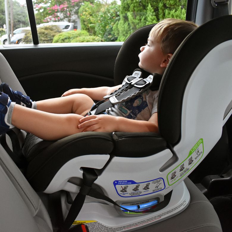 Britax Marathon ClickTight Convertible Car Seat Review