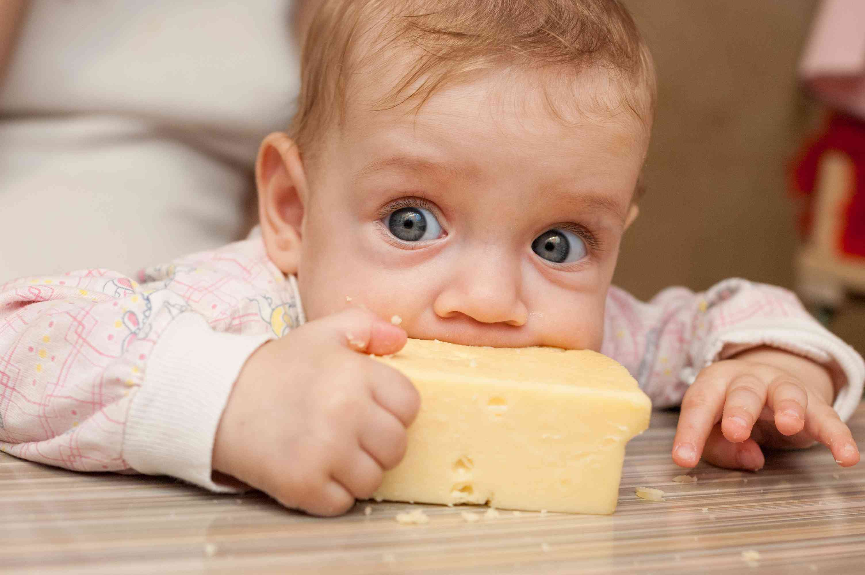 When to Feed Your Baby Certain Foods