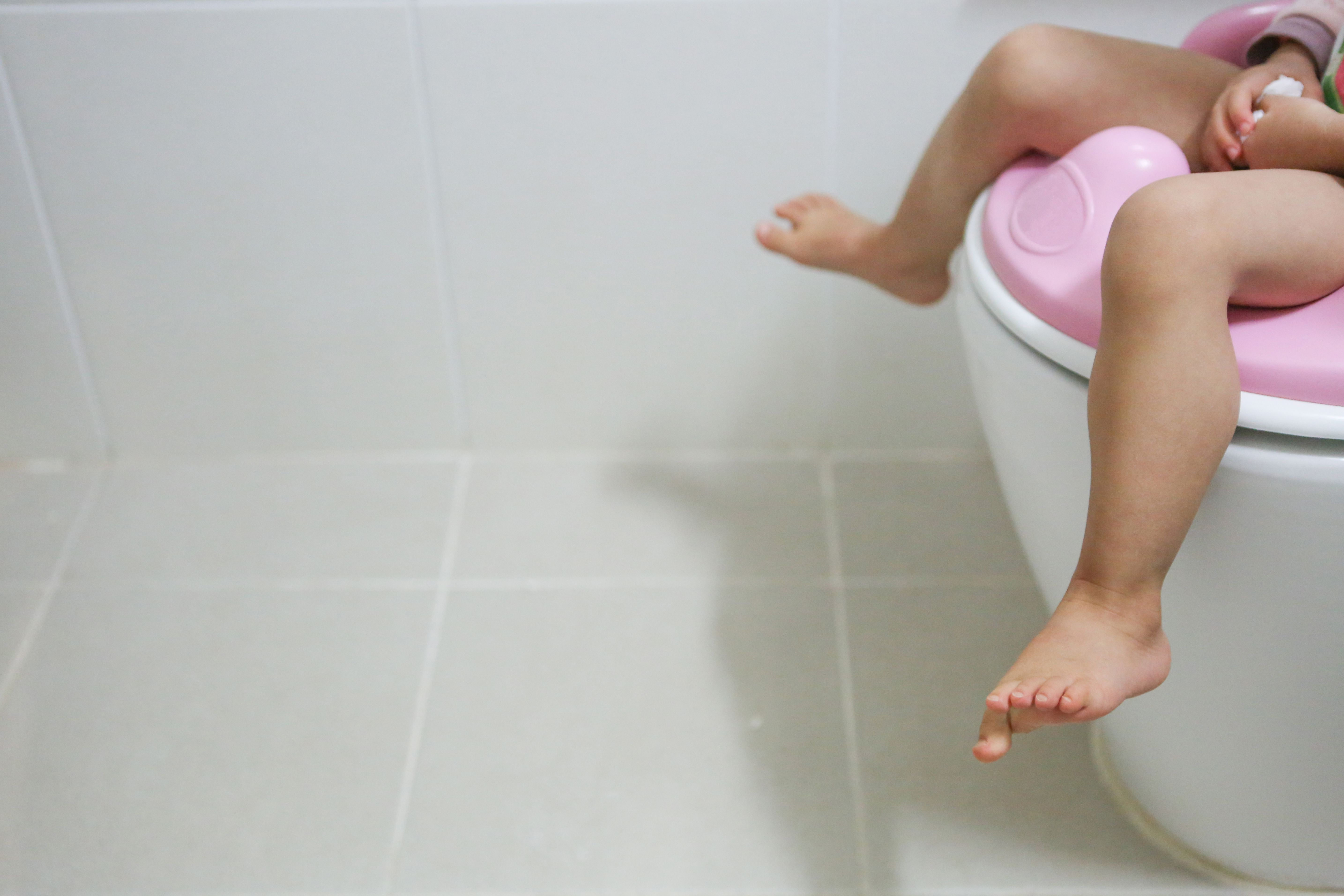Having Realistic Expectations About Potty Training