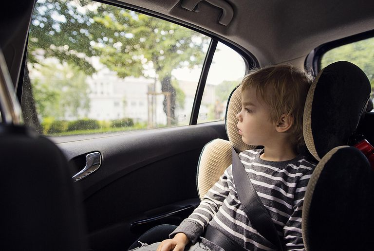 Moving Your Toddler To A Booster Seat In The Car