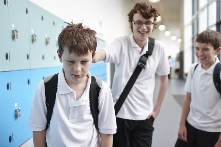 Bullying teens