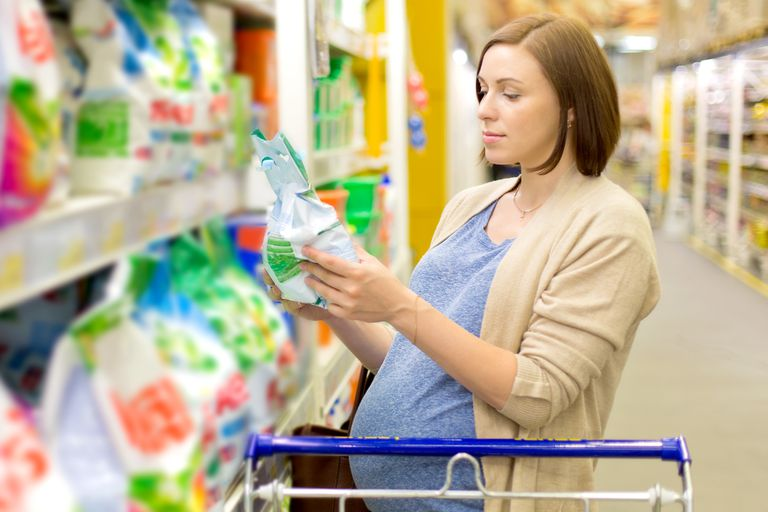 Cleaning Products to Use While Pregnant