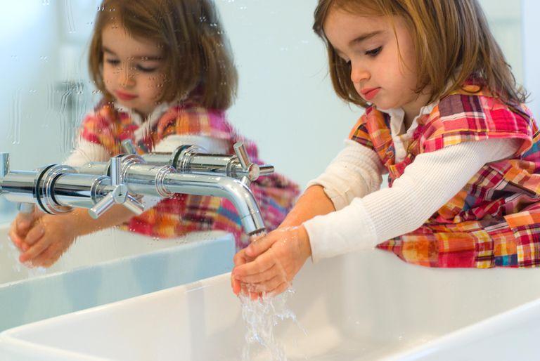 preschool self help skills