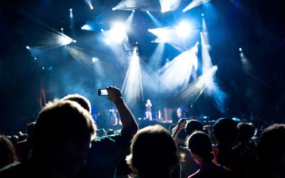 When is your teen ready to go to a concert alone?
