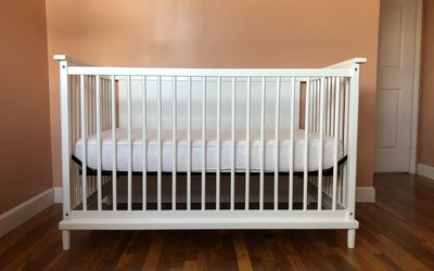 Motherly Timeless 5-in-1 Crib and Playhouse