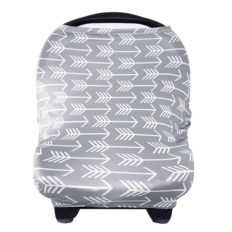 Yoofoss Nursing Baby Car Seat Cover