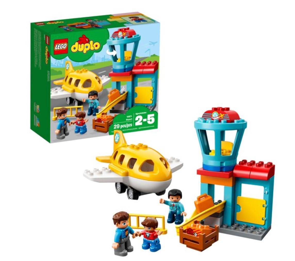 LEGO DUPLO Town Airport Set