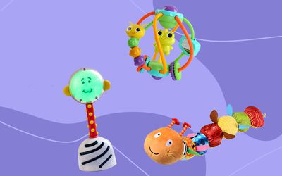 Best Toys fro 4-Month Olds