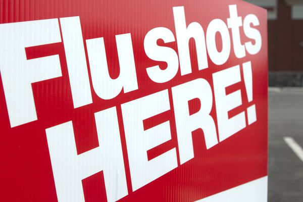 It is time to get your flu vaccine.