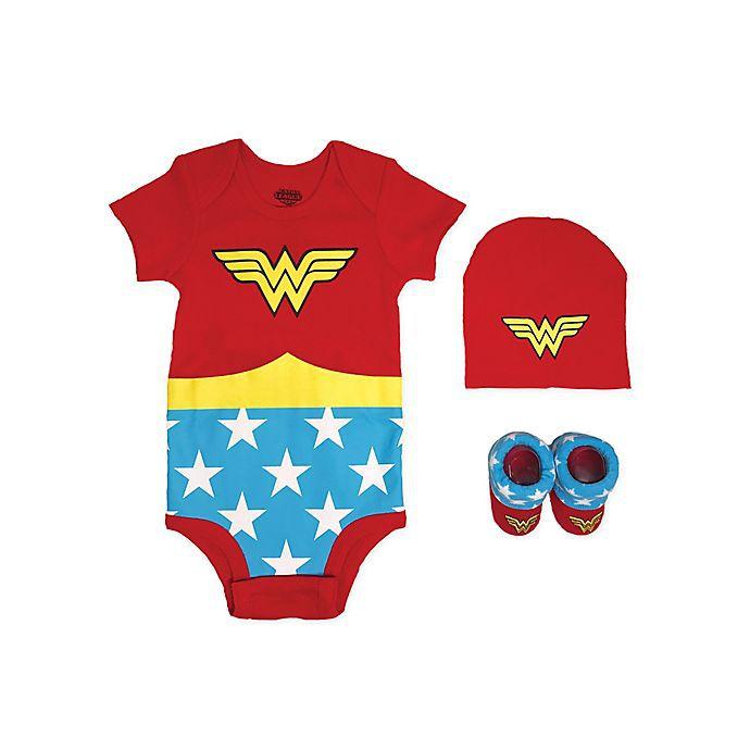 Wonder Woman 3-Piece Set
