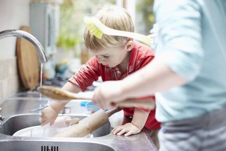 children should be required to help with household tasks