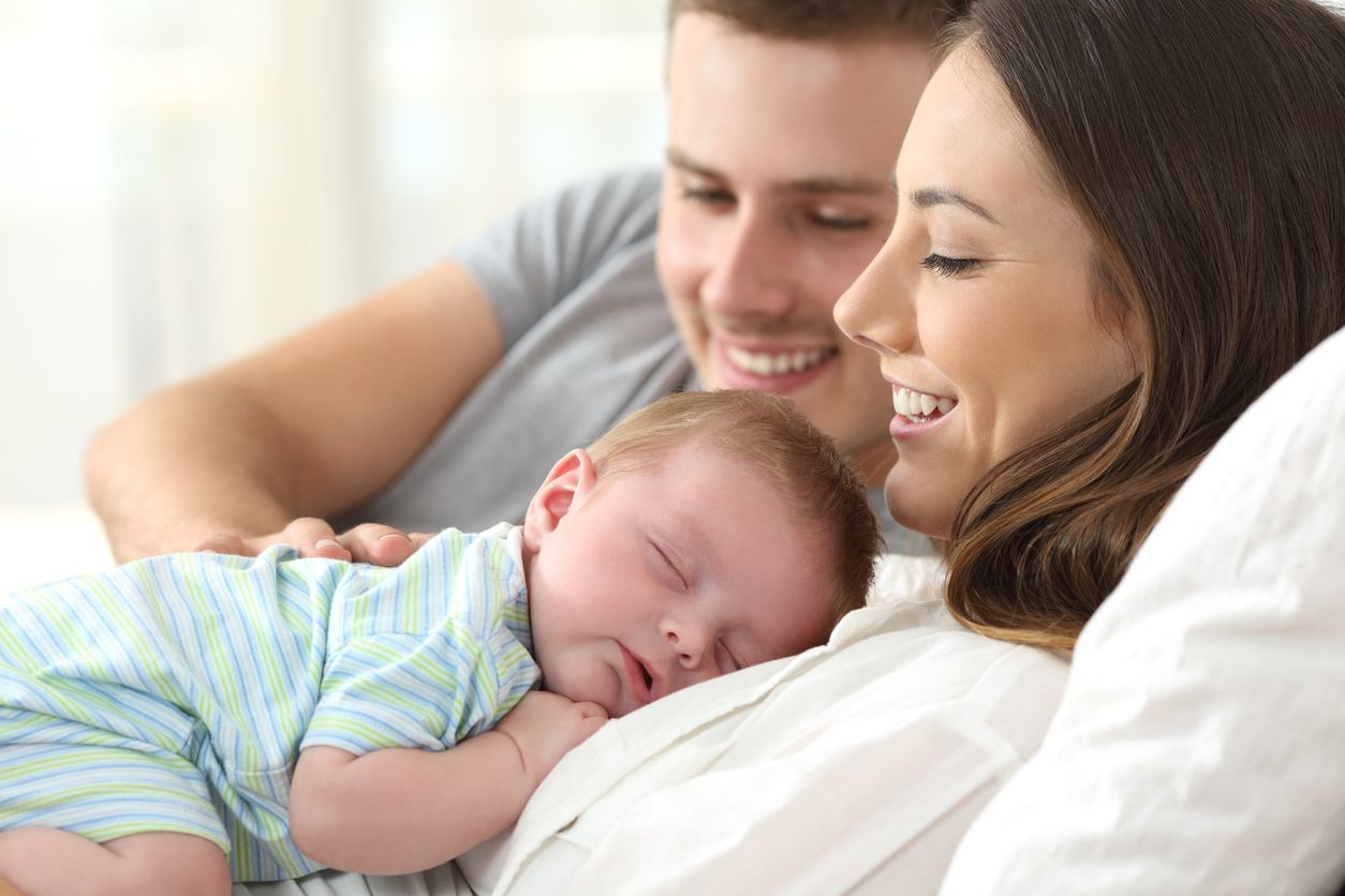 How Having a Baby Affects Your Relationship With Your Partner