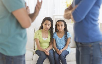 The Best Way To Fight With Teenager >> How Parents Fighting Affects A Child S Mental Health