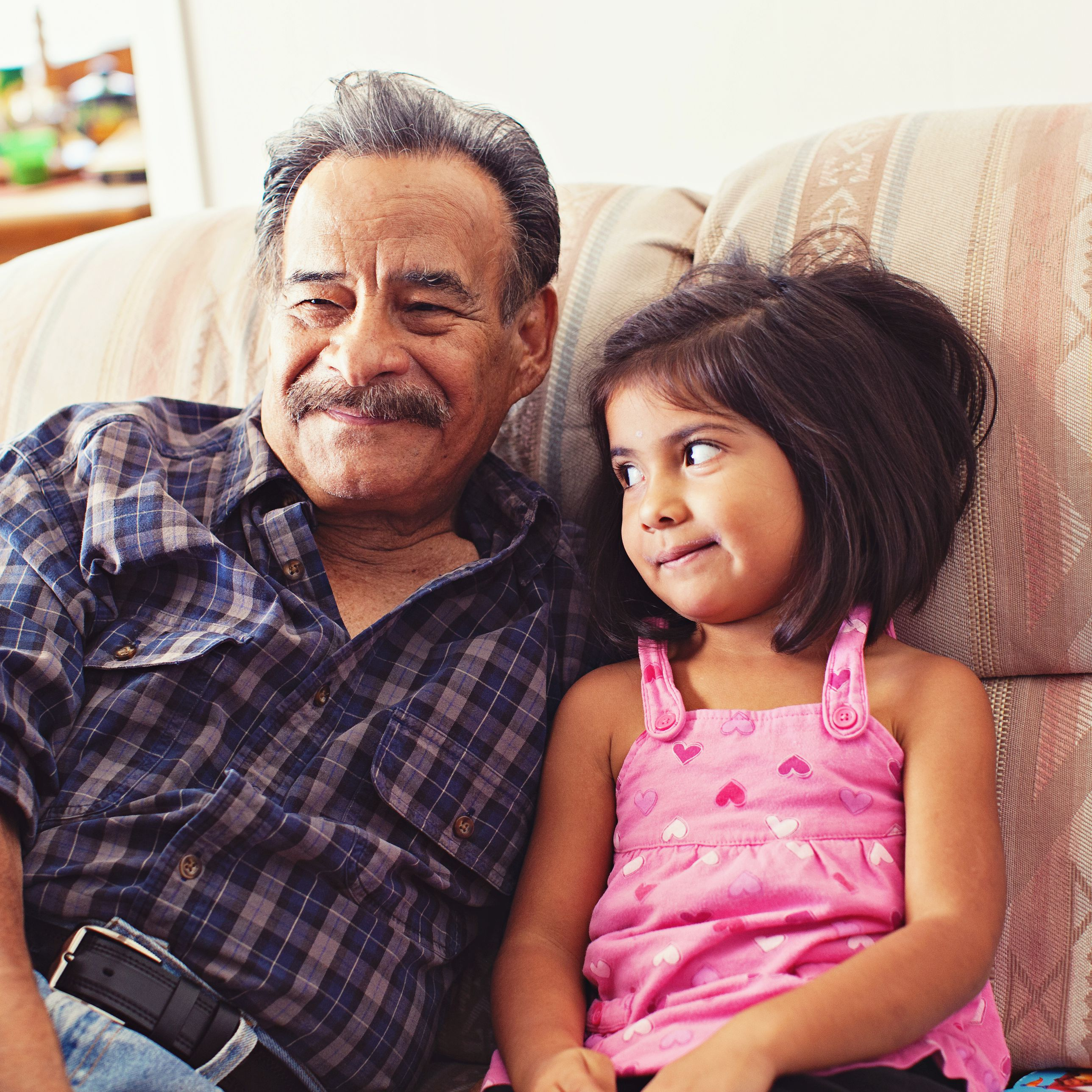 The Importance of Grandparents in Hispanic Families
