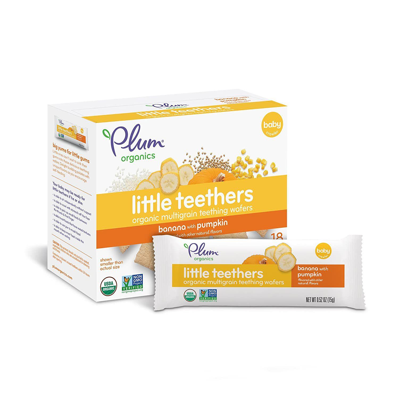Plum Organics Little Teethers