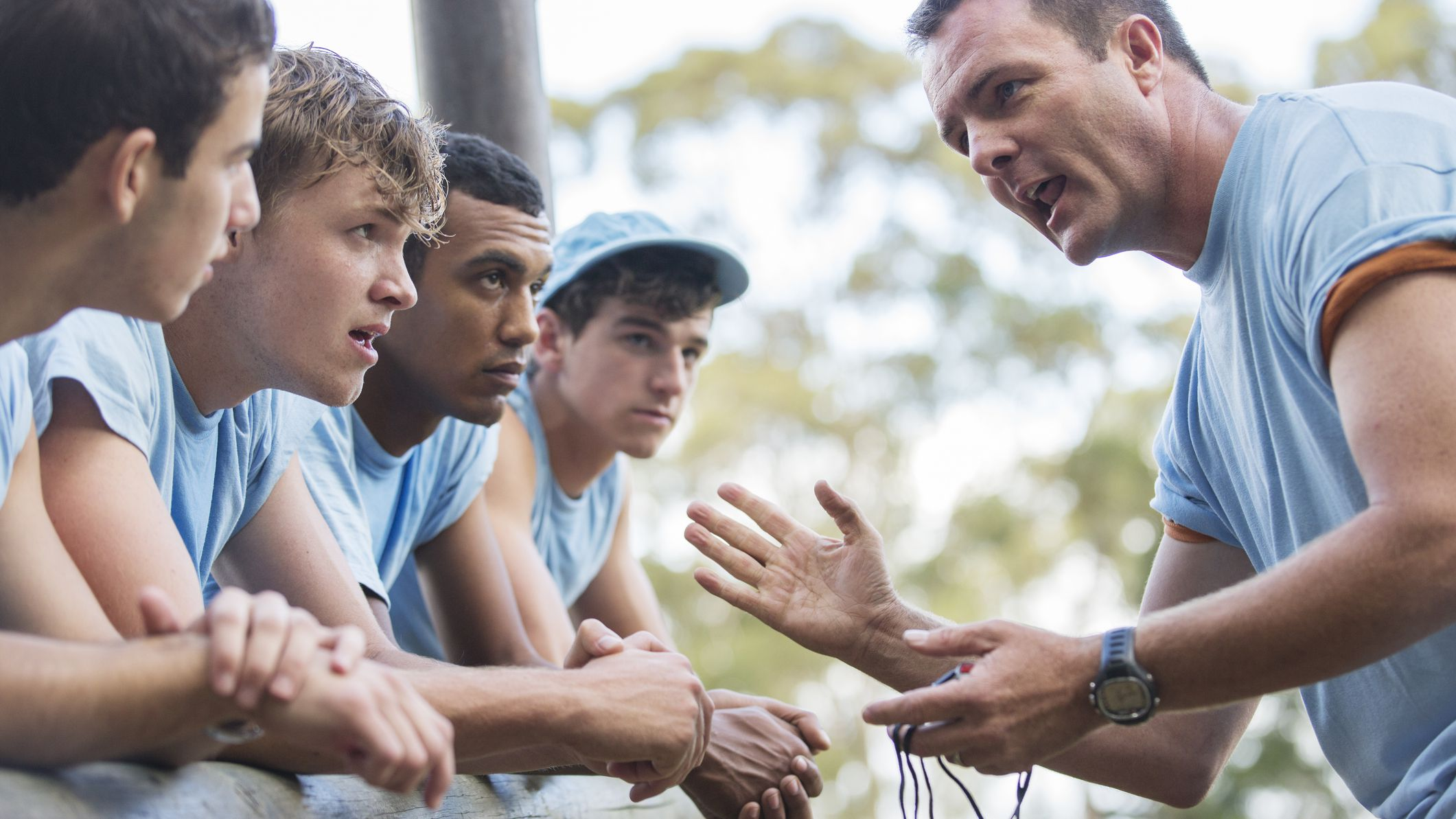 Signs That Your Child's Coach Is a Jerk