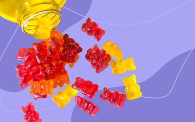 Children's Gummy Bear Vitamins