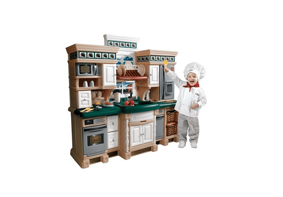 Step 2 Lifestyle Deluxe Kitchen