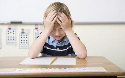 Parents putting pressure on kids