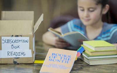 book subscription box