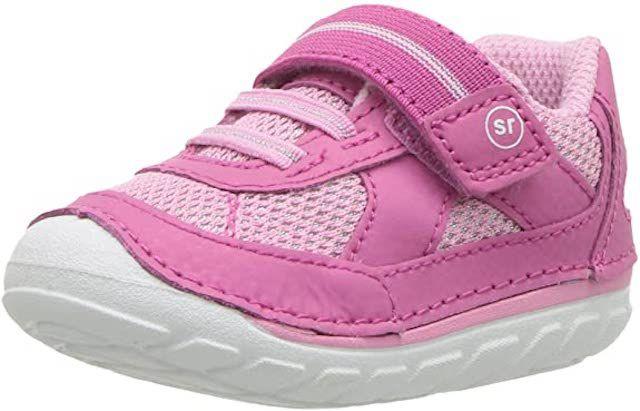 Stride Rite Baby Girl's Soft Motion Jamie Sneaker