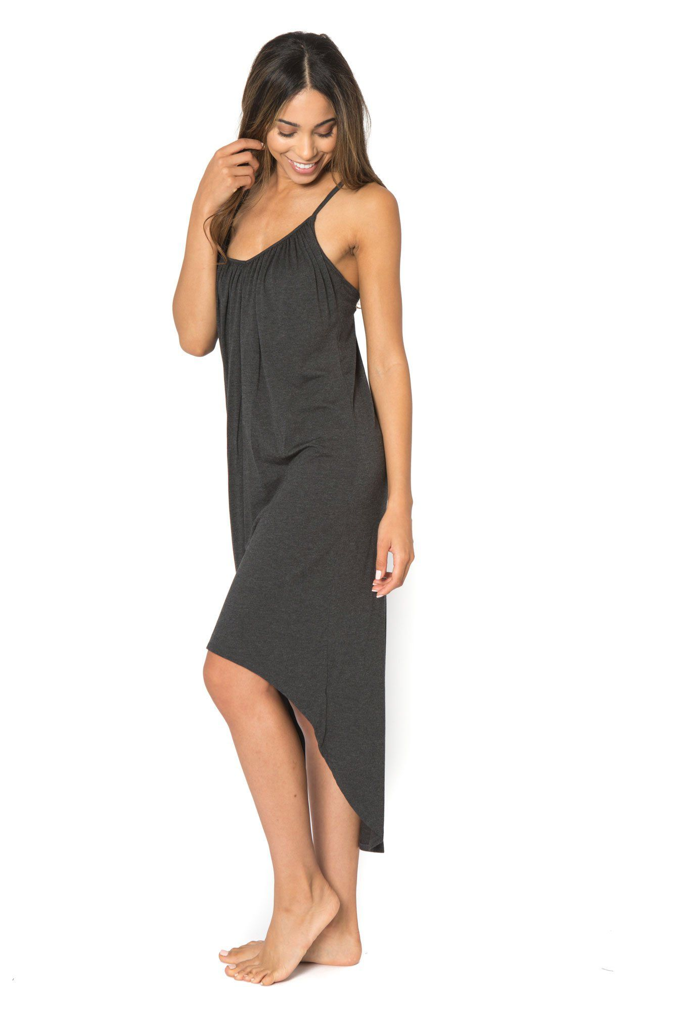 JJ Winks Room Service Maxi Nightgown