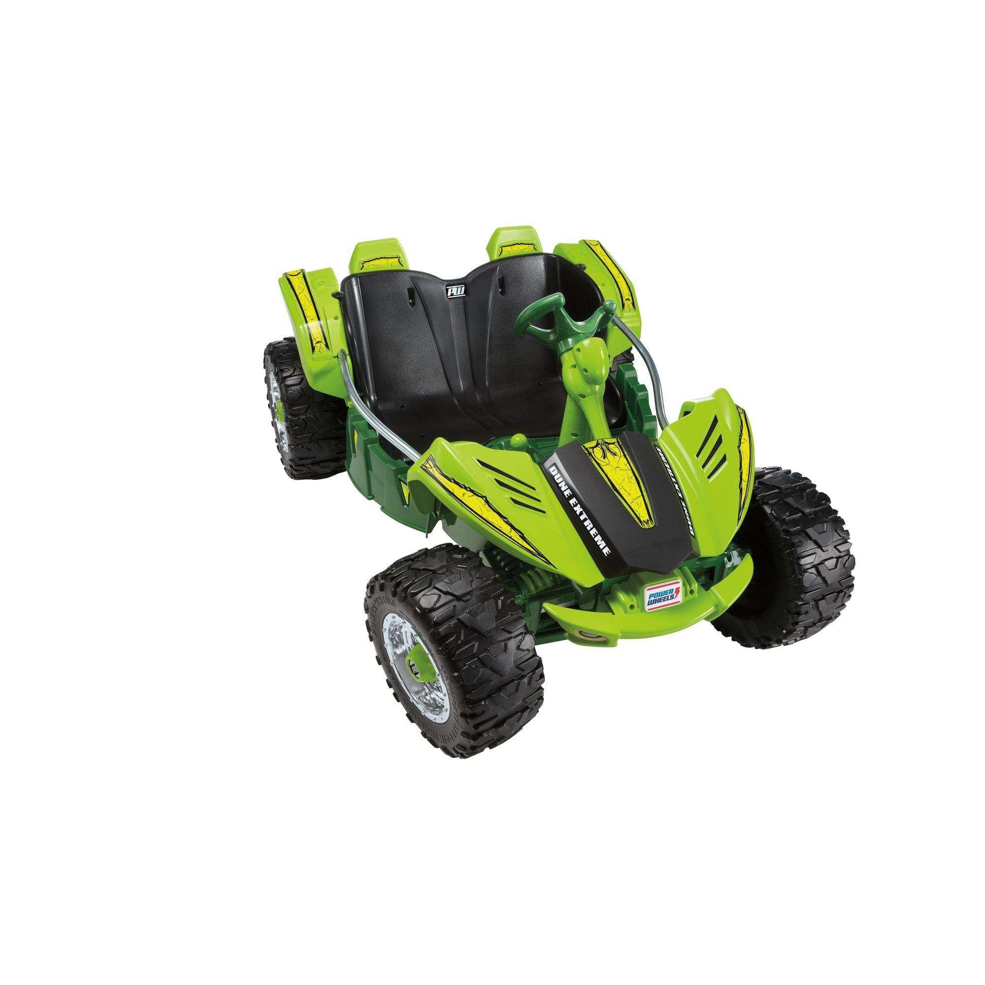 Power Wheels 12V Dune Racer Ride-On Vehicle