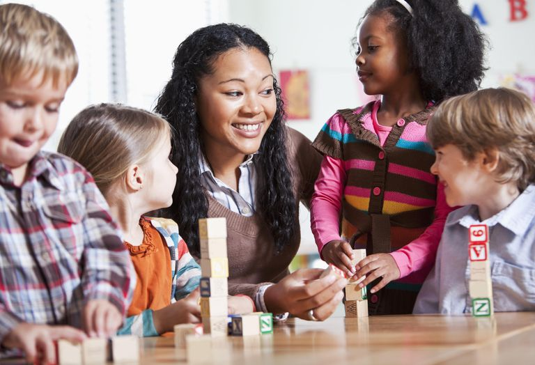 The Bank Street method preschool