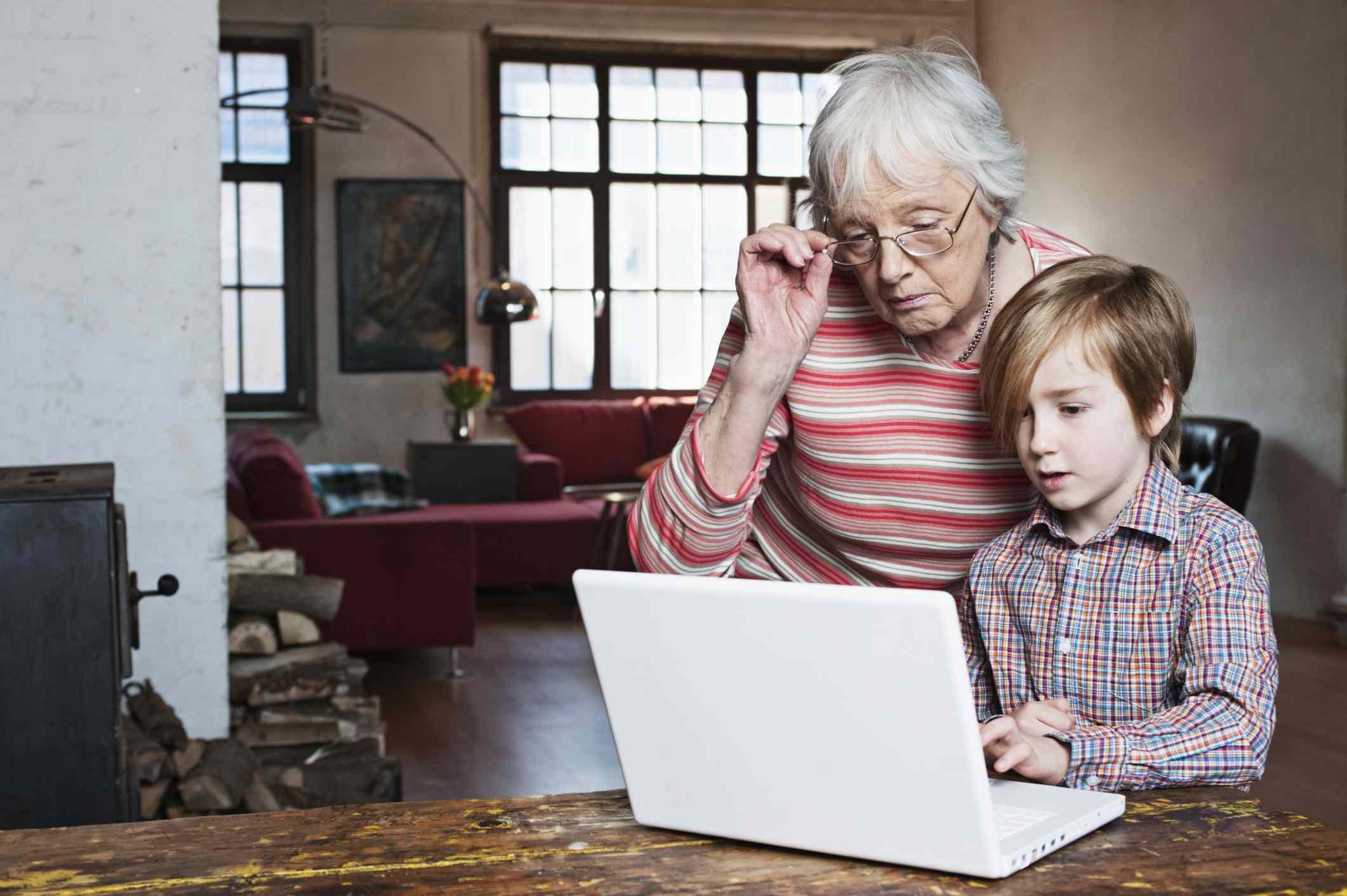 Image result for media grandparent