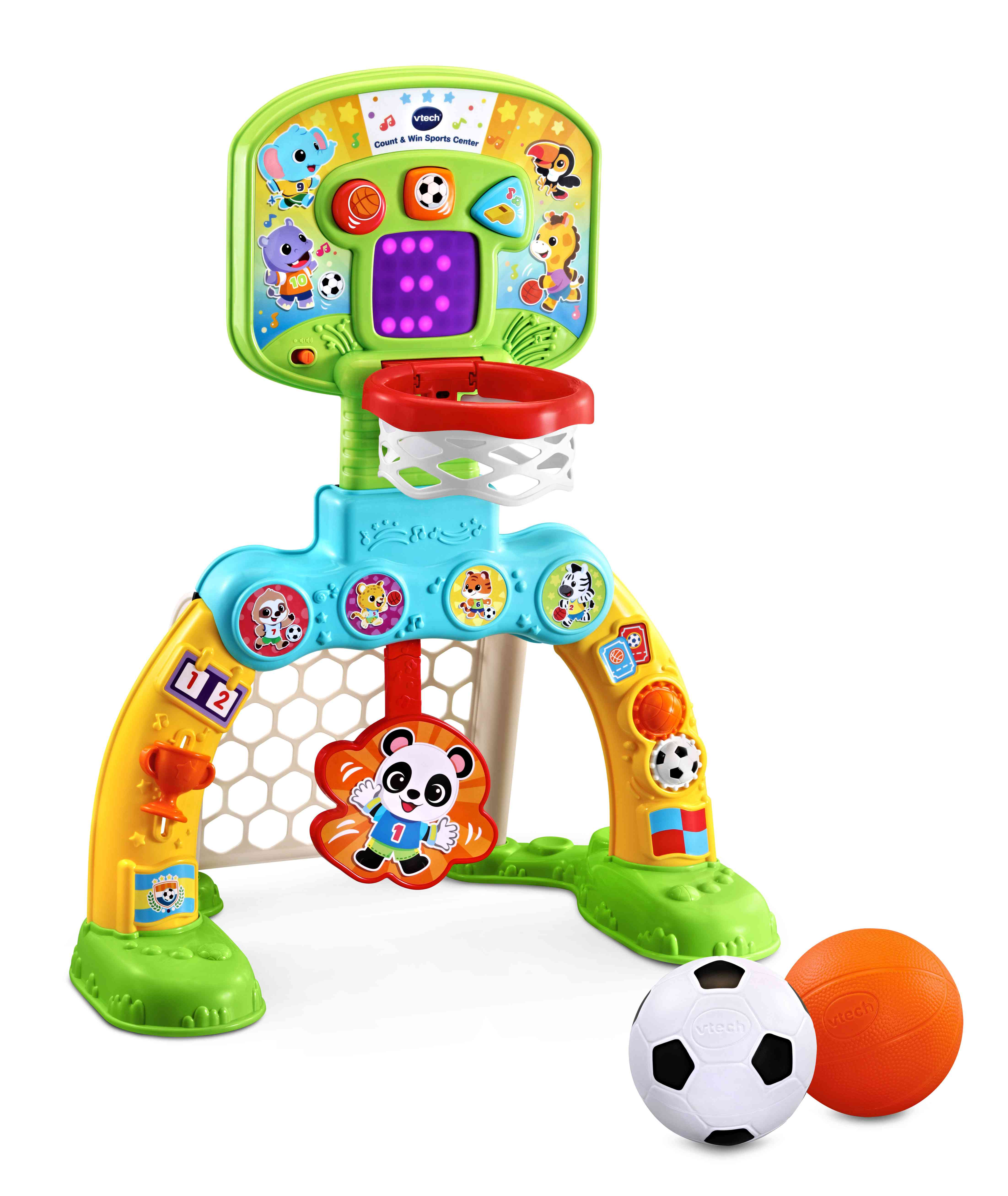 VTech Count and Win Sports Center