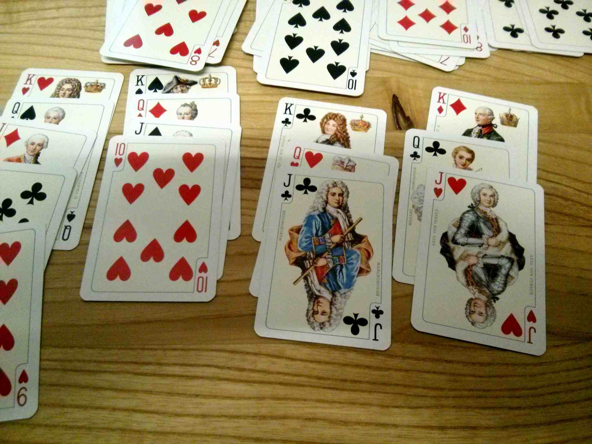 Single solitary game  Klondike Solitaire, Turn One  2019-07-27