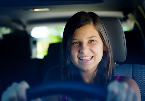 Sign your teen up for driver safety classes beyond basic driver education.