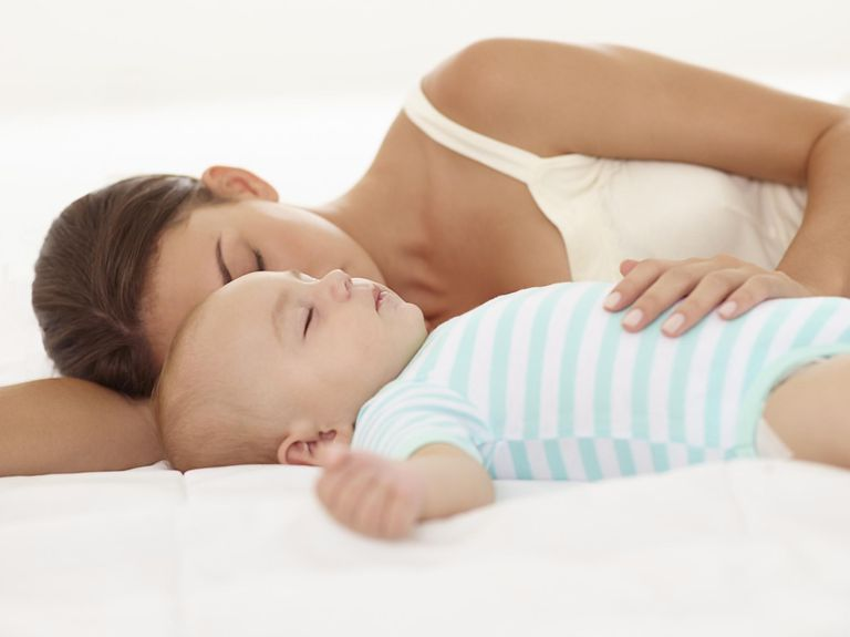 Checklist For Safe Co Sleeping With Babies And Toddlers