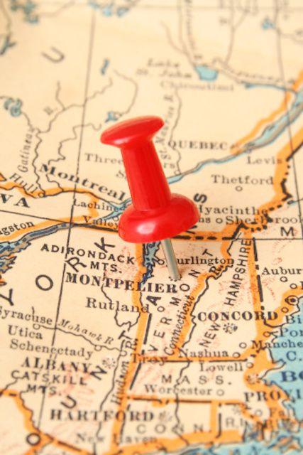 Get immunization rates for schools in Vermont.