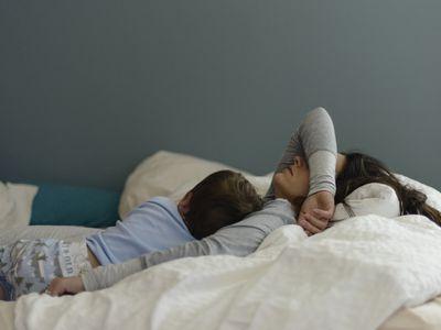 cosleeping toddler