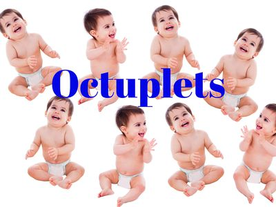 what are octuplets?