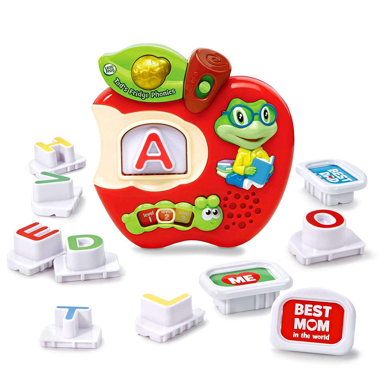 Words and Objects Number and Color Recognition 2 in1 Spelling Games Alphabet Reading and Spelling Counting Matching Letter Game /& Number Games for Kids Preschool Learning Toys for Kids Toddler