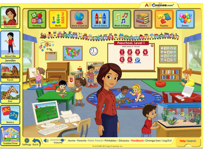 abcmouse screenshot