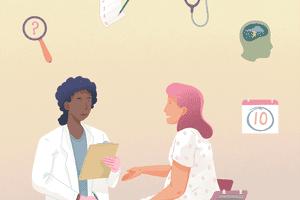Postpartum Doctor Visit
