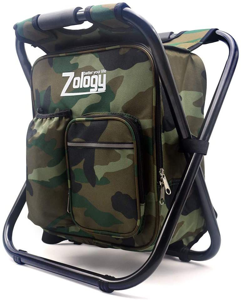 Zology Camping Chair with Cooler