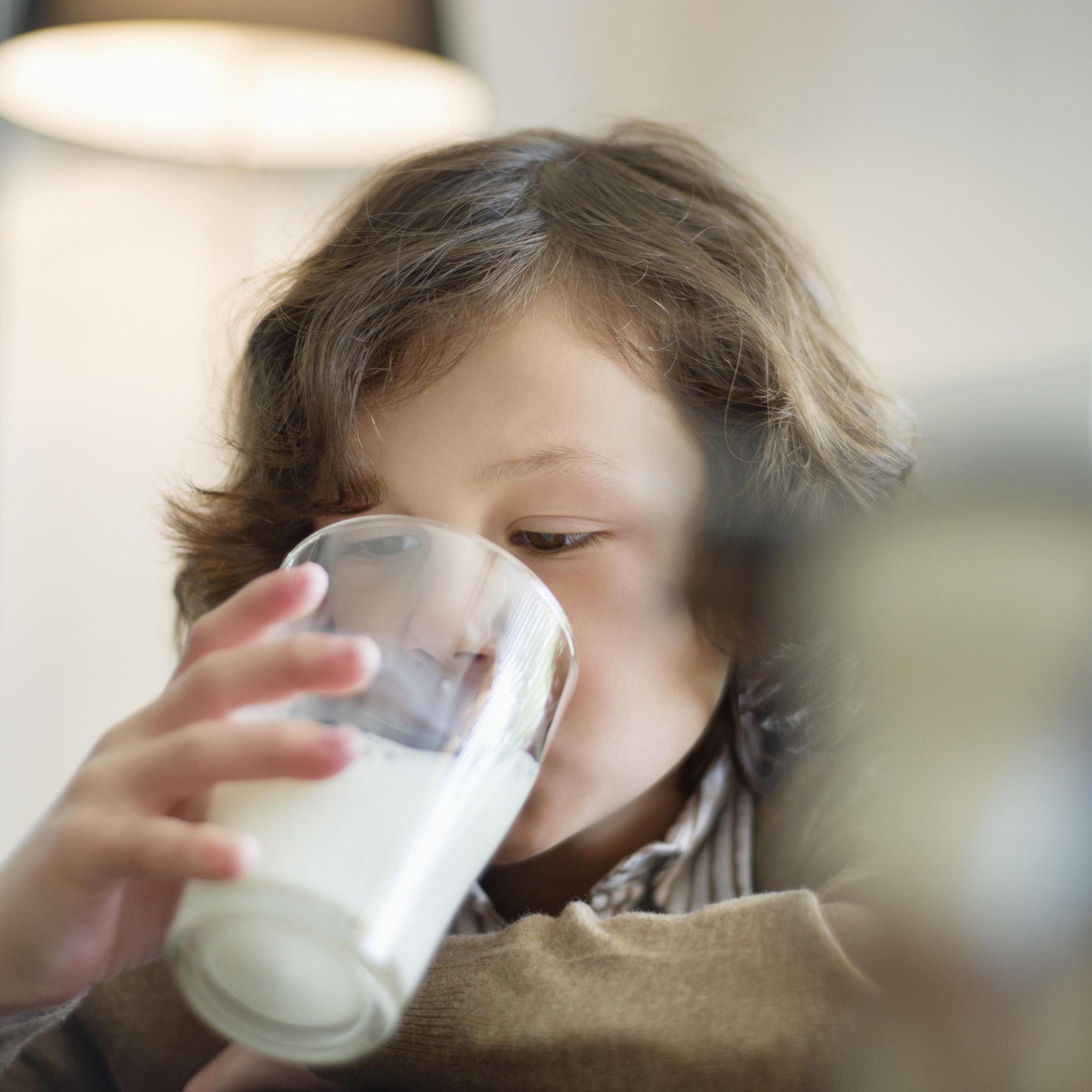 What Type of Milk to Give to Children
