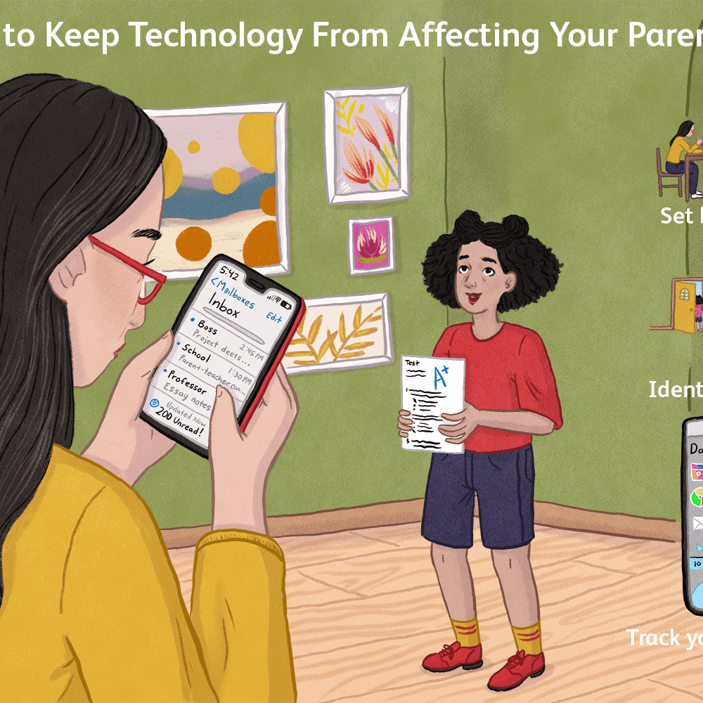 How Technology Gets in the Way of Parenting