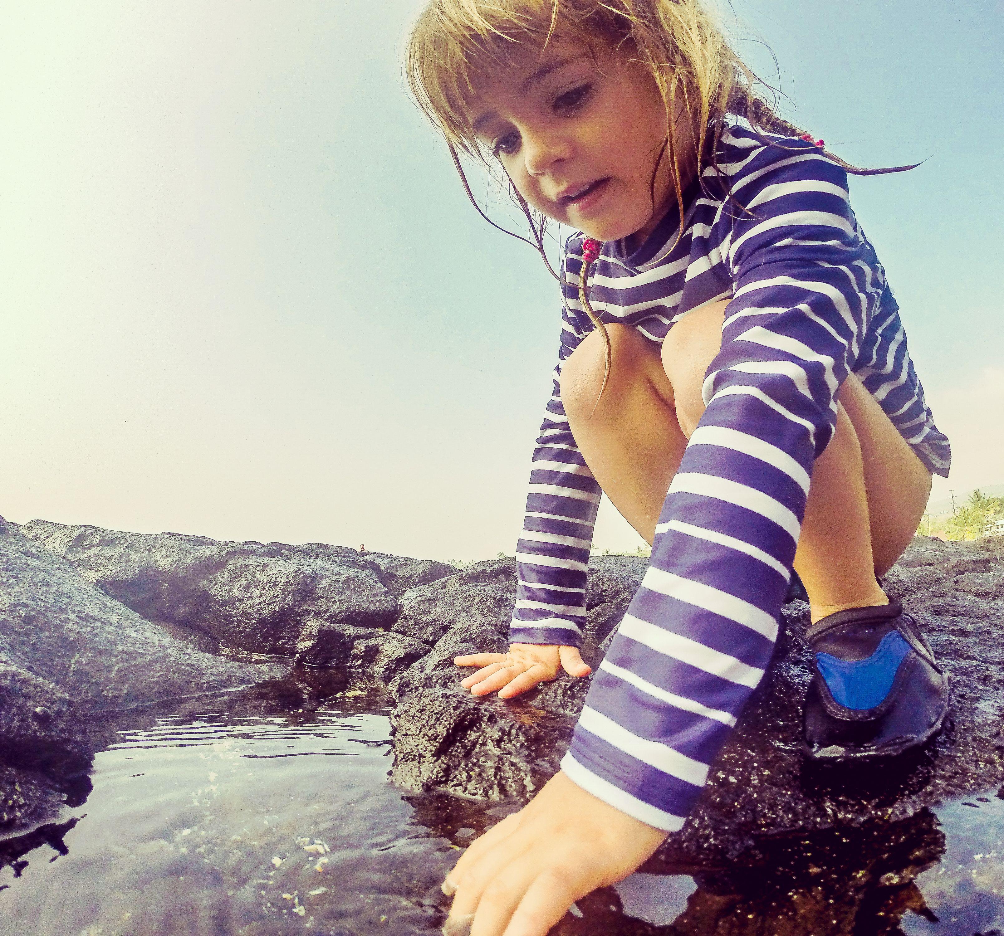 RANLY /& SMILY Toddler Water Shoes Kids Barefoot Beach//Pool Swim Aqua Socks for Toddler//Boys//Girls