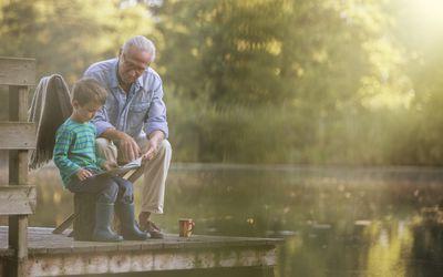 secrets of grandparent grandchild closeness