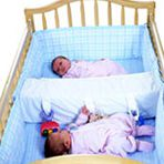 Crib Divider for Twins
