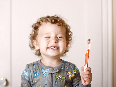 toddler grinding teeth