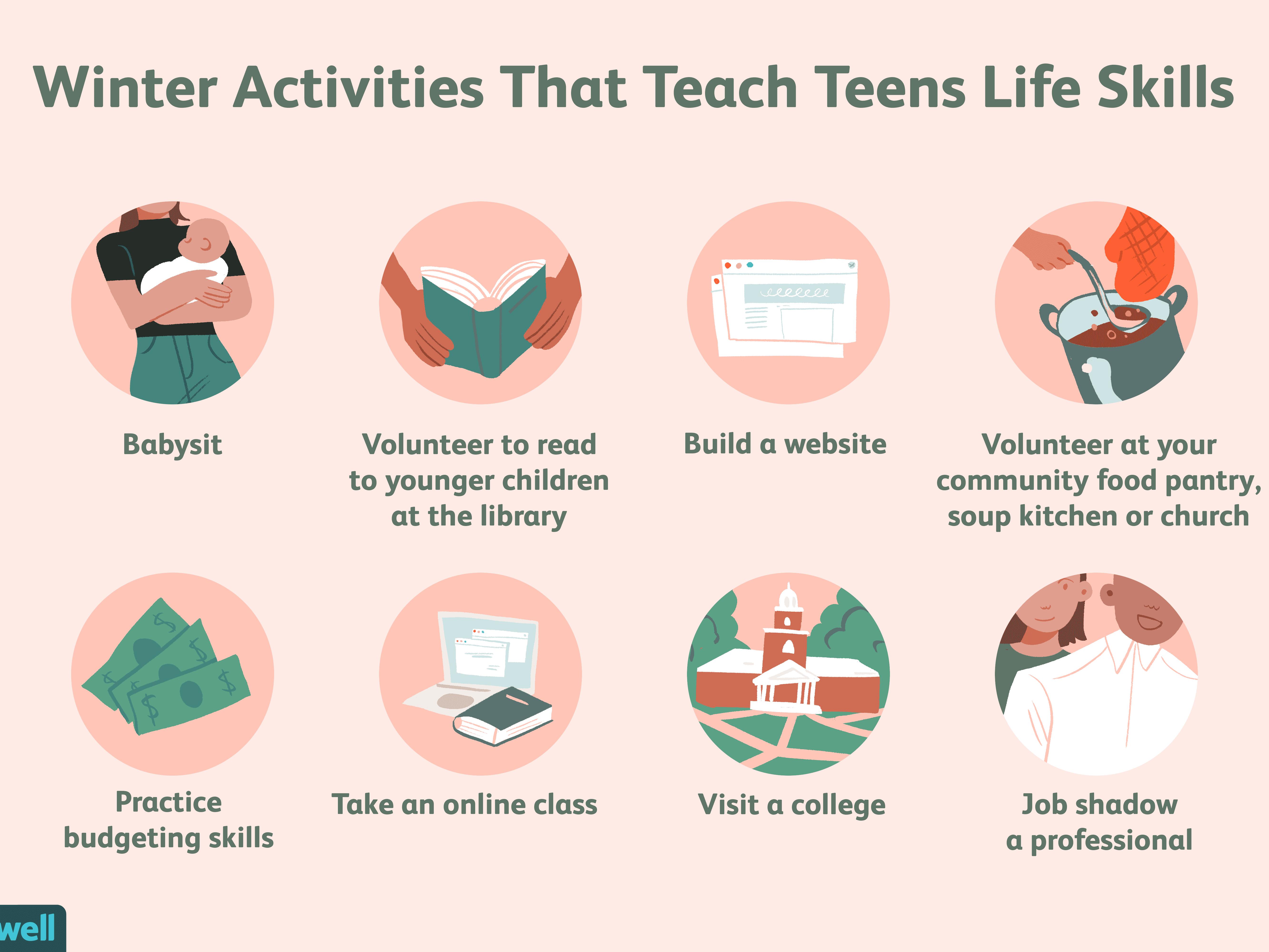 50 Fun Winter Activities For Teens