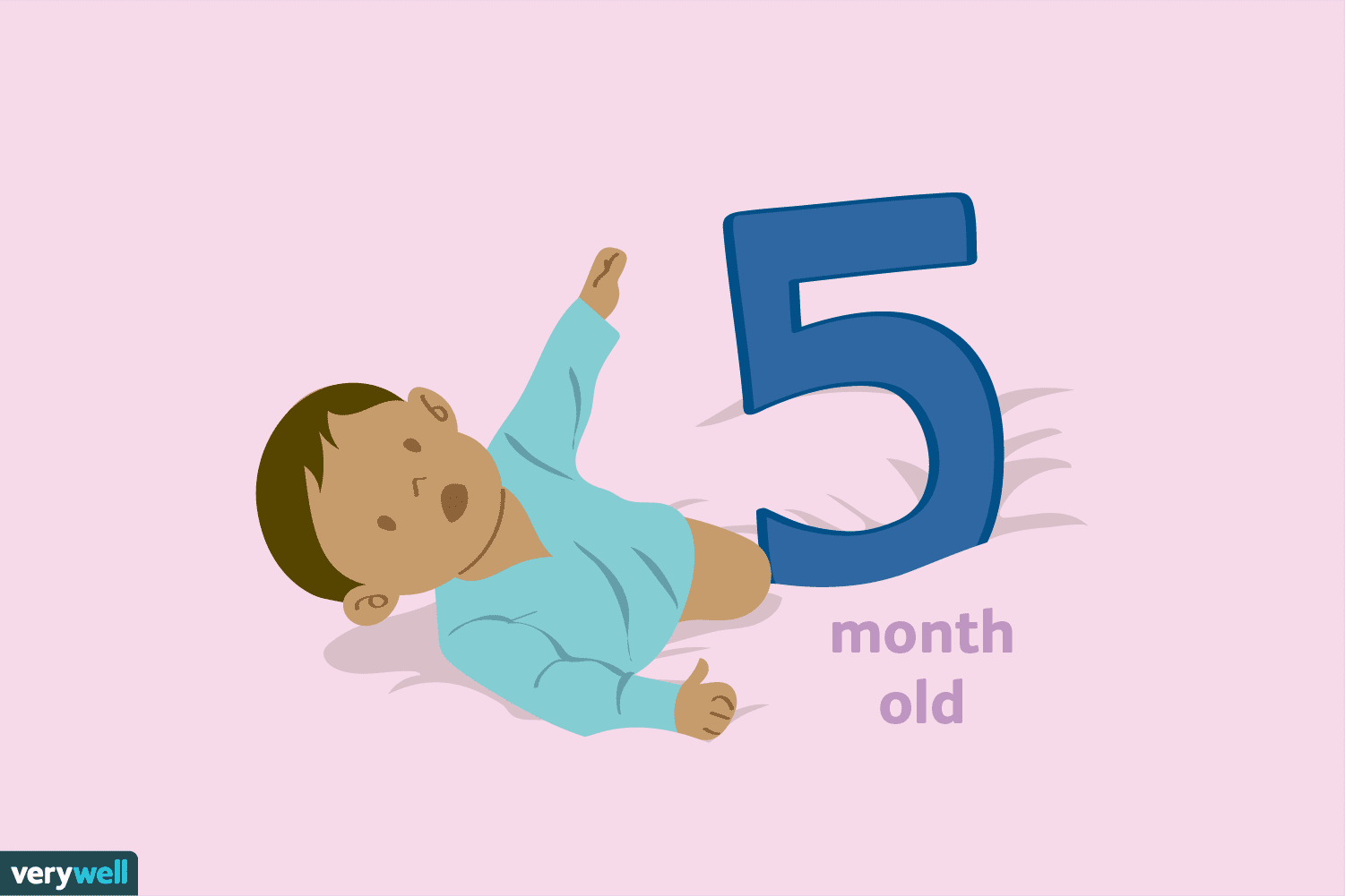 Your 5-Month-Old Baby: Development & Milestones